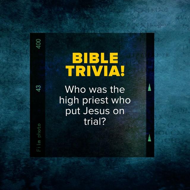 Bible Trivia 3