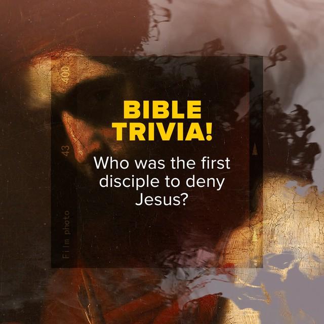 Bible Trivia 4