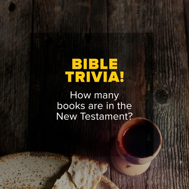 Bible Trivia 5