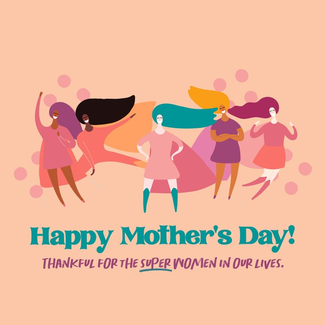 Super Women Mother's Day